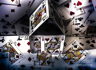 Pyramid Photograph - Casino House by Jorgo Photography - Wall Art Gallery