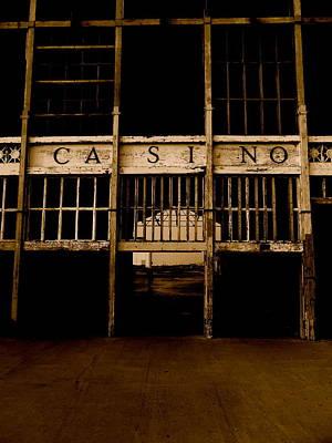 Asbury Photograph - Casino by Joe  Burns
