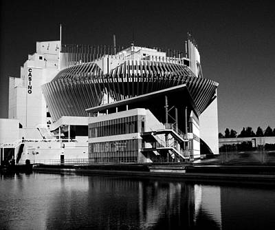 Photograph - Casino Montreal by Juergen Weiss