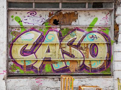 Caso Art Print