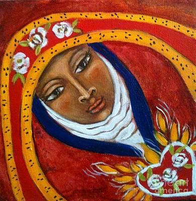 Cassandra Art Print by Maya Telford