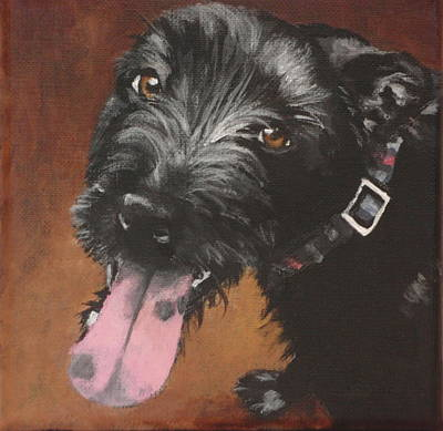 Painting - Cassidy by Carol Russell