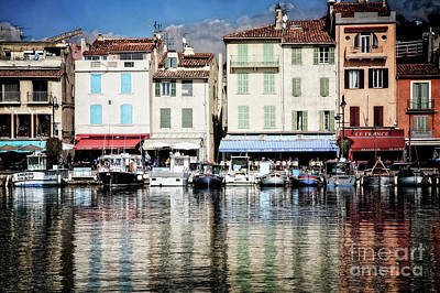 Photograph - Cassis by Scott Kemper