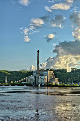 Photograph - Cassville Power 2017 2 by Bonfire Photography