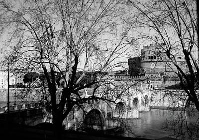 Castel San Angelo Art Print