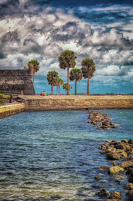 Photograph - Castillo De La Paz by Joedes Photography