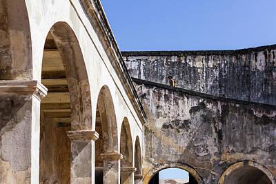 Photograph - Castillo De San Cristobal by MotionOne Studios