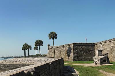 Castillo De San Marcos, St. Augustine Art Print