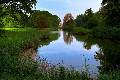 Photograph - Castle At The End Of The Lake by Sun Travels