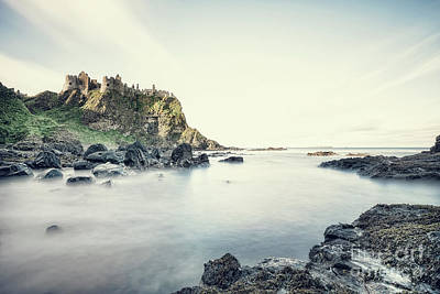 Photograph - Castle By The Sea by Evelina Kremsdorf