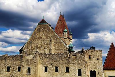 Cslanec Photograph - Castle by Christian Slanec