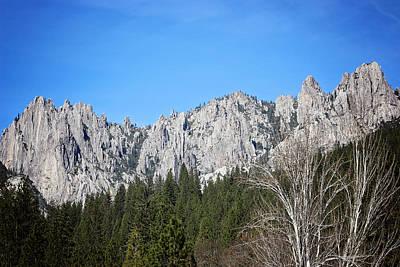 Photograph - Castle Crags by Deana Glenz