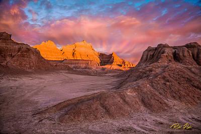 Photograph - Castle Formation At Sunrise by Rikk Flohr