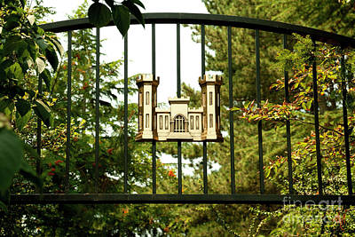 Photograph - Castle Gate by Victoria Harrington