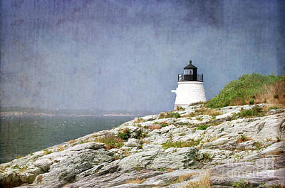 Photograph - Castle Hill Lighthouse by Nicki McManus