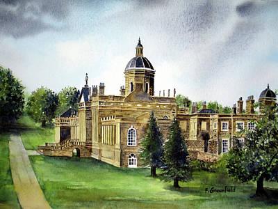 Castle Howard Original by Farida Greenfield