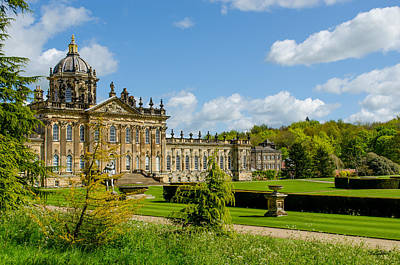Castle Howard Art Print