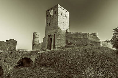 Photograph - Castle In Czersk by
