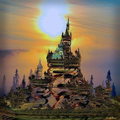 Kim Fearheiley Photography - Castle in Dreamland 5 by Lilia D
