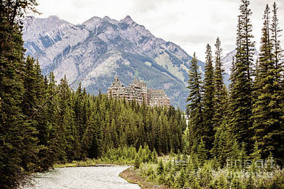 Photograph - Castle In The Mountains by Scott Pellegrin