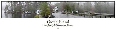 Photograph - Castle Island by John Meader