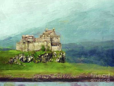 Photograph - Castle, Isle Of Mull by Judi Bagwell