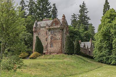 Photograph - Castle Leod 0923 by Teresa Wilson