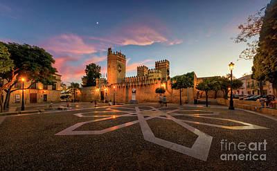 Photograph - Castle Of San Marcos Puerto De Santa Maria Cadiz Spain by Pablo Avanzini