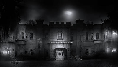 Photograph - Castle Of The Sex Cannibals by Mark Andrew Thomas