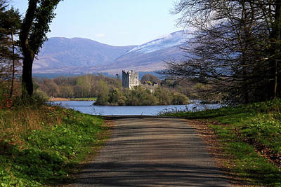 Photograph - Castle On The Lakes by Aidan Moran