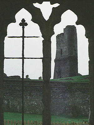 Photograph - Castle by R Thomas Berner