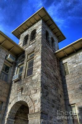 Photograph - Castle Rock Elementary School by Tony Baca