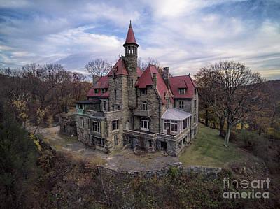 Photograph - Castle Rock by Rick Kuperberg Sr