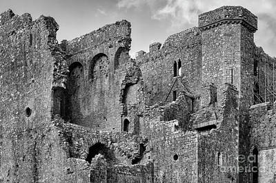 Photograph - Castle Ruins by Dennis Hedberg