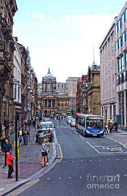 Photograph - Castle Street - Liverpool by Doc Braham