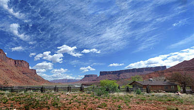 Photograph - Castle Valley Pan  by Jeff Brunton