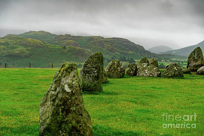 Photograph - Castlerigg Stone Circle by Elvis Vaughn