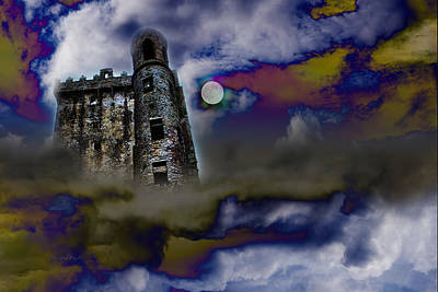 Photograph - Castles In The Sky by Sharon Popek