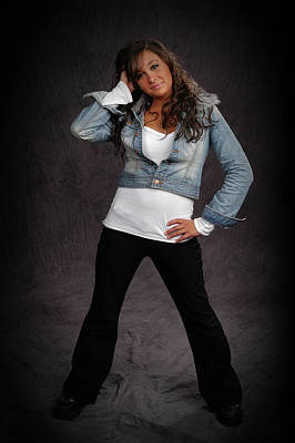 Photograph - Casual Fashion by Mike Martin