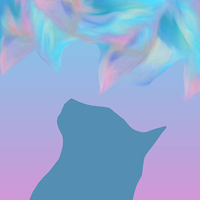 Sultry Plants - Cat Colored Dream by Brigitte Carre