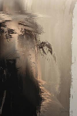 Painting - Cat by John WR Emmett