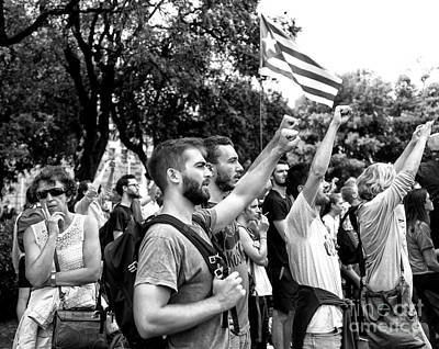 Photograph - Catalan Support by John Rizzuto