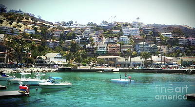 Photograph - Catalina Afternoon by Jenny Simon Photography