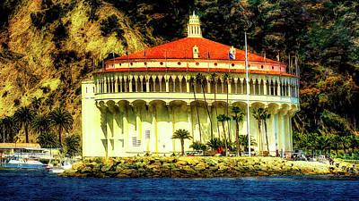 Photograph - Catalina Casino by Joseph Hollingsworth