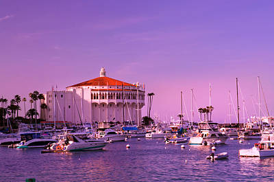 Catalina Casino Art Print