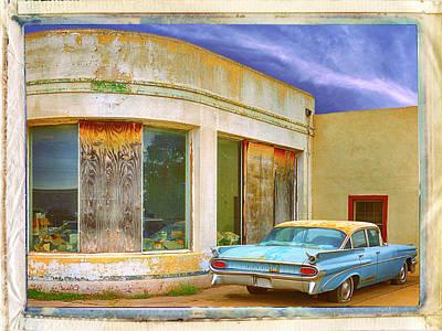 Pontiac Catalina Wall Art - Photograph - Catalina by Dominic Piperata