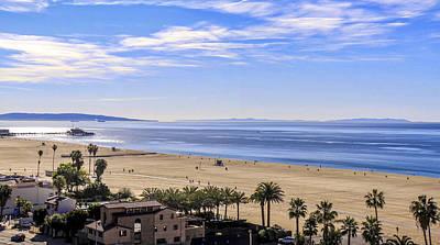 Photograph - Catalina Island - Panorama by Gene Parks