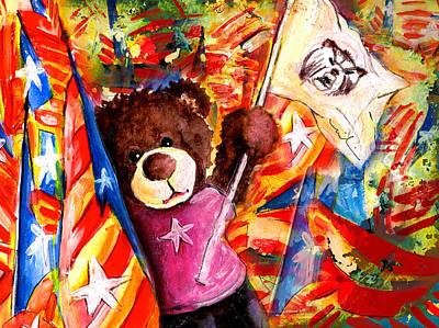 Truffles Digital Art - Catalonia Madness by Miki De Goodaboom
