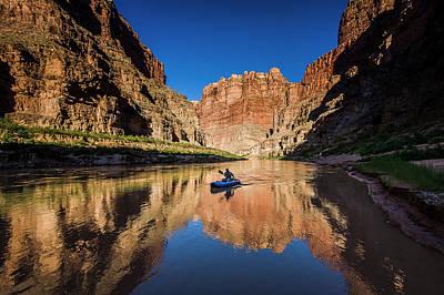 Photograph - Cataract Canyon 2 by Whit Richardson