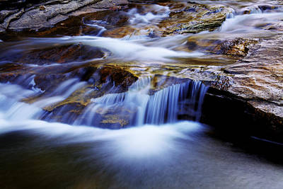 Water Falls Photograph - Cataract Falls by Chad Dutson